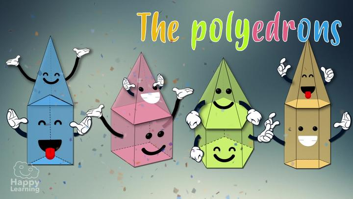 Polyhedrons: The Faces of Shapes