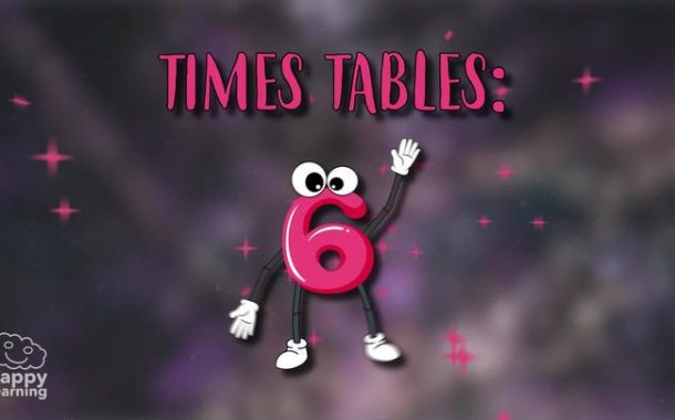 6 Times Table: Easy Peasy Maths