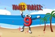 9 Times Table: Easy Peasy Maths