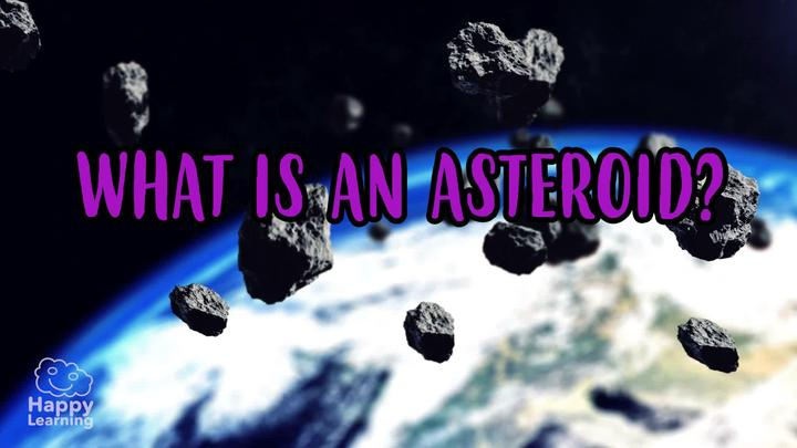 What is an asteroid? Facts about the universe