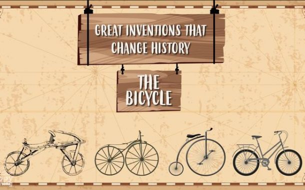 The Bicycle: Great inventions that changed history.