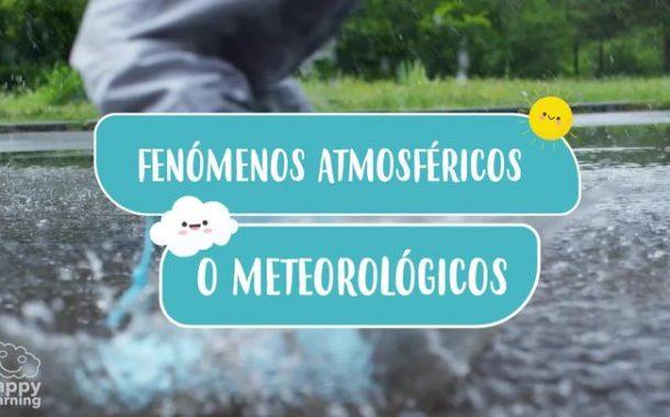 EL TIEMPO ATMOSFÉRICO Y LOS MAPAS DEL TIEMPO