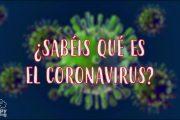 ¿QUÉ ES EL CORONAVIRUS? 🦠