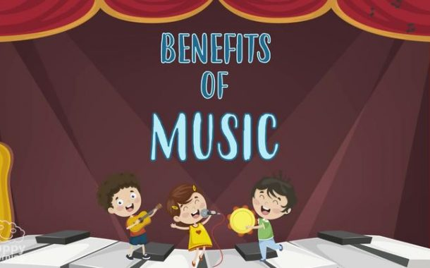 5 BENEFITS OF MUSIC FOR OUR BODY