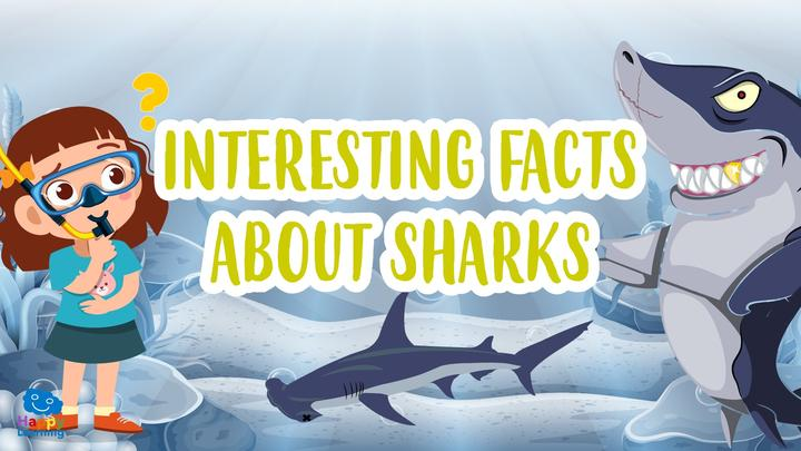 interesting facts about sharks