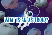 WHAT IS AN ASTEROID?