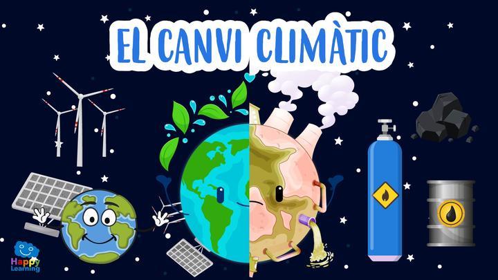 EL CANVI CLIMÀTIC