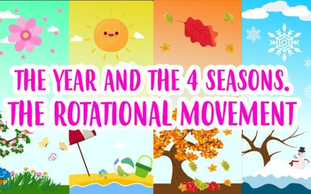 The Year and the 4 Seasons